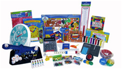 Manipulatives and Math Tools in Ablenet Equals