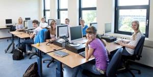 Classroom computer lab