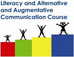 litteracy and aac erickson koppenhaver course logo