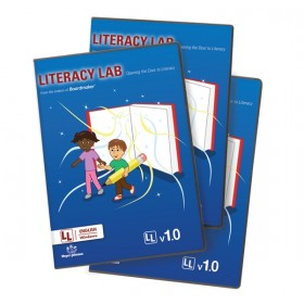Literacy Lab DVD's