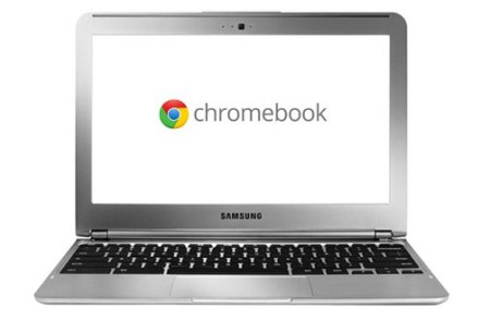 Samsung is one of several manufacturers rolling out Chromebooks, including ACER and big education player,HP,