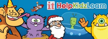 Lots of games, reading and more on the HelpKidzLearn subscription service.