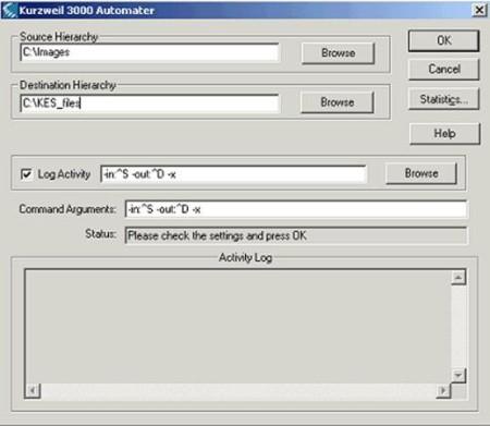 KESI Format Automater